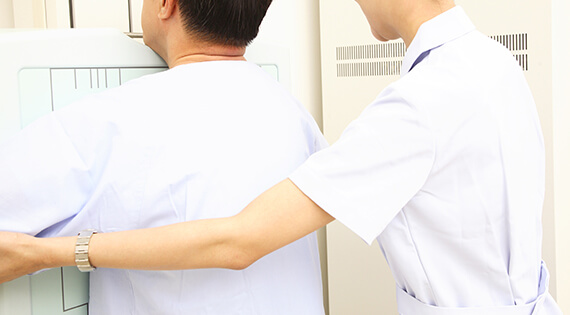 X線(胸部)